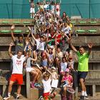 Royal Smashing Club Nivellois - Stage de tennis