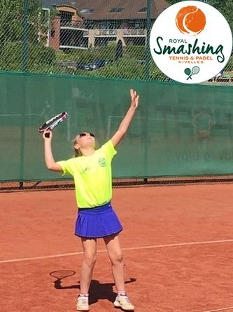 Royal Smashing Club Nivellois - Ecole de tennis
