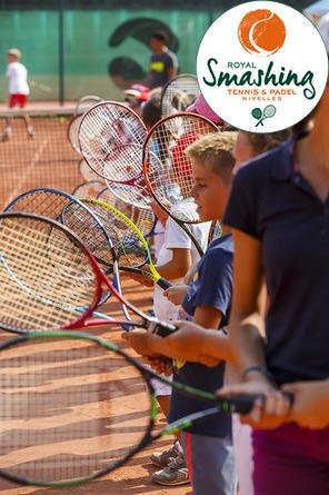 Royal Smashing Club Nivellois - Stages de tennis