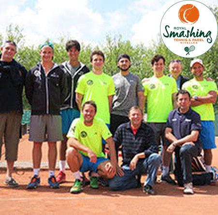 Royal Smashing Club Nivellois - Compétitions