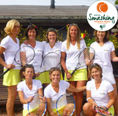 Royal Smashing Club Nivellois - Interclubs