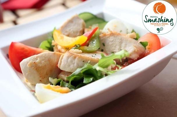 Royal Smashing Club Nivellois - Restaurant