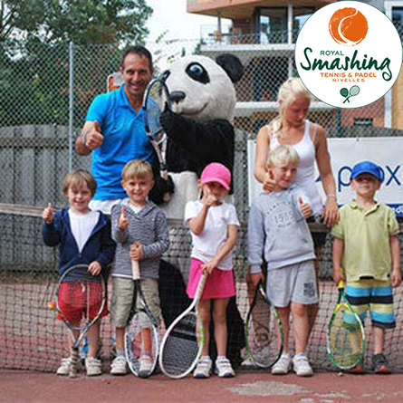 Royal Smashing Club Nivellois - Ecole de tennis