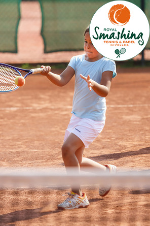 Royal Smashing Club Nivellois - Stages de tennis