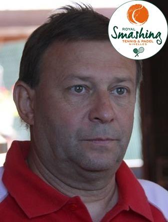 Royal Smashing Club Nivellois - Juge-Arbitre Régional et Arbitre de Club - Francis Vancauwenbergh