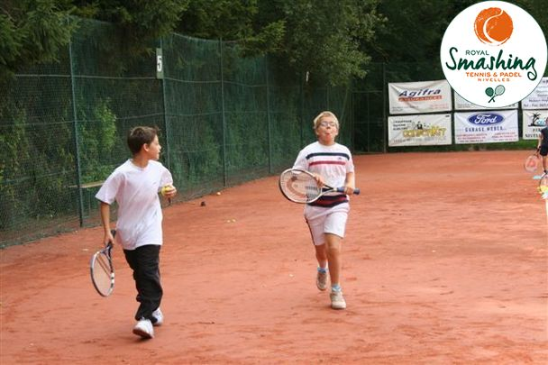 Royal Smashing Club Nivellois - Stages jeunes