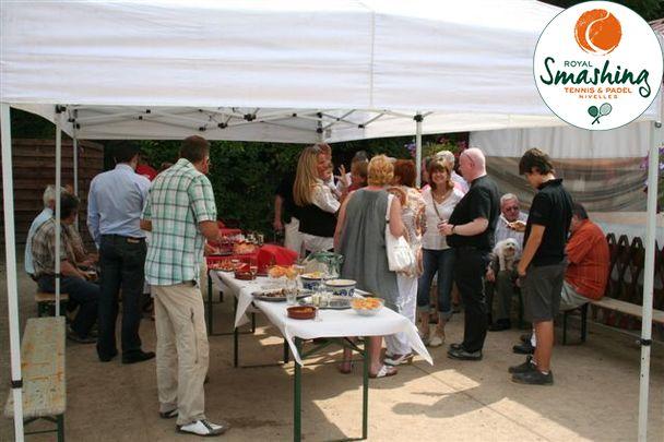 Royal Smashing Club Nivellois - Tournoi 08-2009