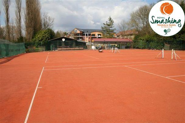 Royal Smashing Club Nivellois - Entretien Terrains