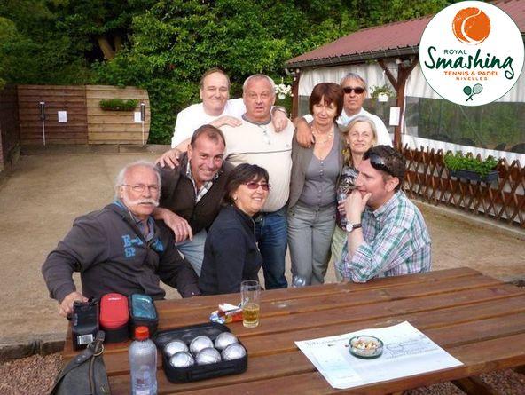 Royal Smashing Club Nivellois - Petanque 06-2010