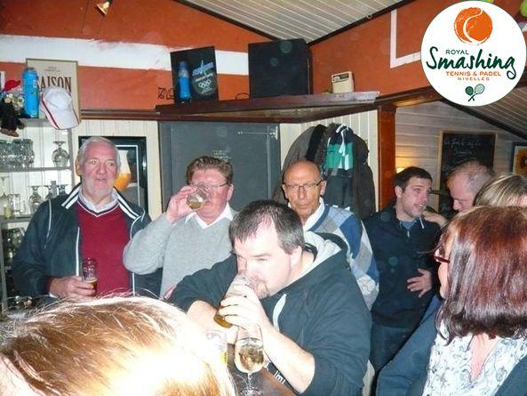 Royal Smashing Club Nivellois - Soirée d'ouverture - 21-04-2012