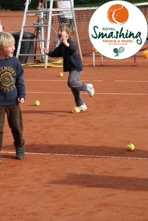 Royal Smashing Club Nivellois - Ecole de tennis - Saison 2012