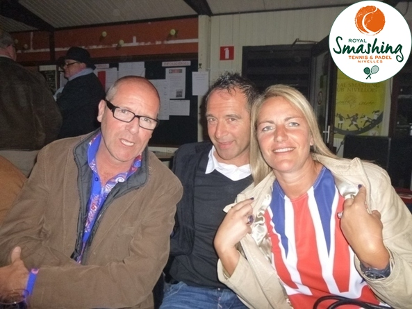 Royal Smashing Club Nivellois - 2013-04-19 Soirée d'ouverture saison 2013