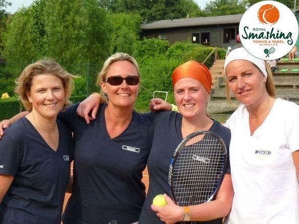 Royal Smashing Club Nivellois - Finale Interclubs Hainaut - Dames 30