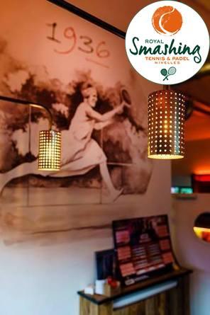 Royal Smashing Club Nivellois - Nouveau Clubhouse 2016