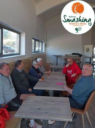Royal Smashing Club Nivellois - Assemblée Générale - Mars 2016