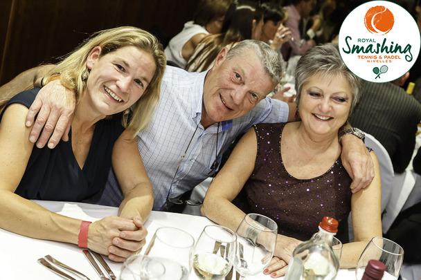 Royal Smashing Club Nivellois - Les 80 ans du Smashing - 18 au 20 novembre 2016