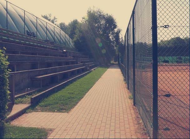 Mesures Covid-19 / Clubhouse fermé - pratique du tennis toujours autorisée