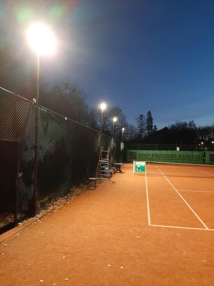 Mesures Covid-19 / Clubhouse fermé - pratique du tennis partiellement autorisée